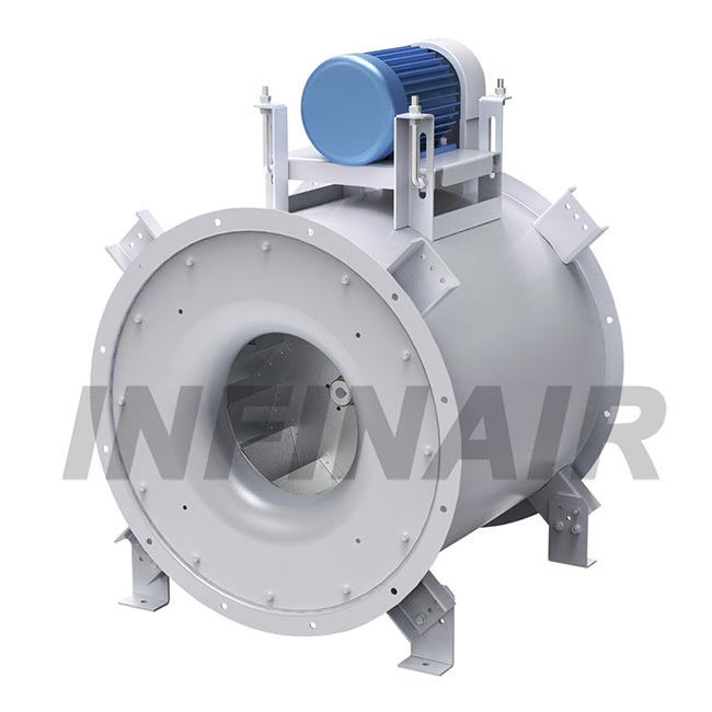 tubular centrifugal fan