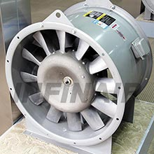Vane Axial Fan - YFIAM