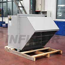 Sidewall Exhaust Fan - WEX