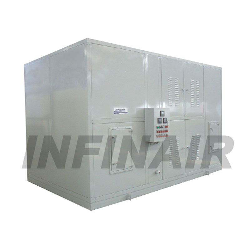 makeup air unit